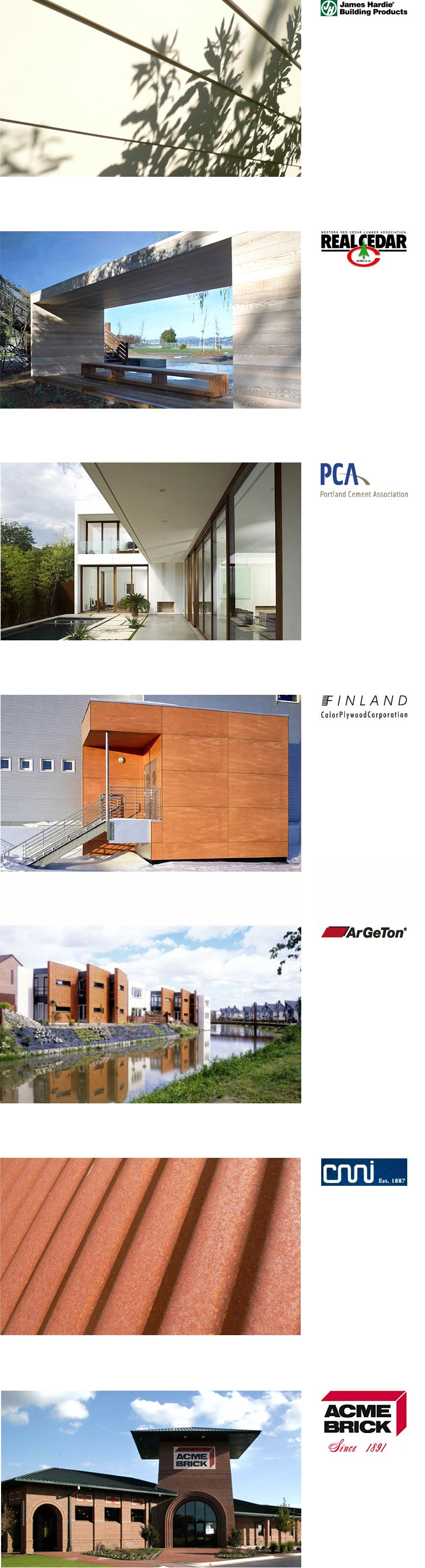 Product Resources images for the wf2studio modern plan collection website